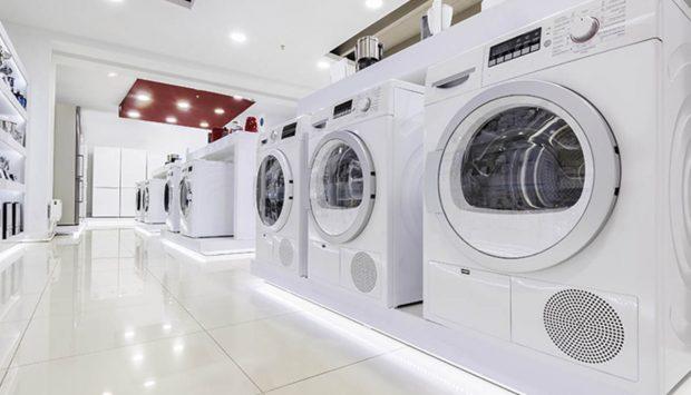 Illustration washing machines