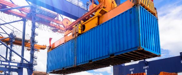 contenitore gran bretagna porto